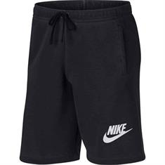 Nike heren sportshort zwart