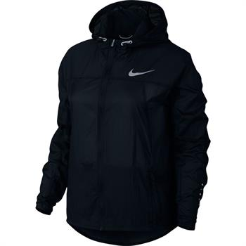 Nike Impossibly Light Jkt Dames hardloopjack ZWART