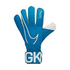 Nike keeperhandschoenen kobalt