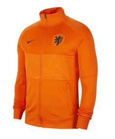 Nike KNVB Tr Jack sr. voetbalsweater oranje