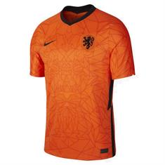 Nike KNVB Y NK BRT STAD JSY SS HM.SAFETY junior voetbalshirt oranje
