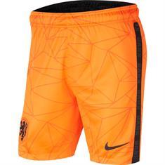 Nike KNVB Y NK BRT STAD SHORT HM.SAFETY junior voetbalbroekje oranje