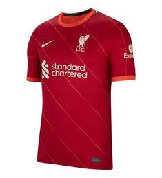 Nike Liverpool FC 2021/22 Thuis shirt heren voetbalshirt rood