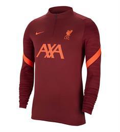 Nike Liverpool FC Strike sr. voetbalsweater rood