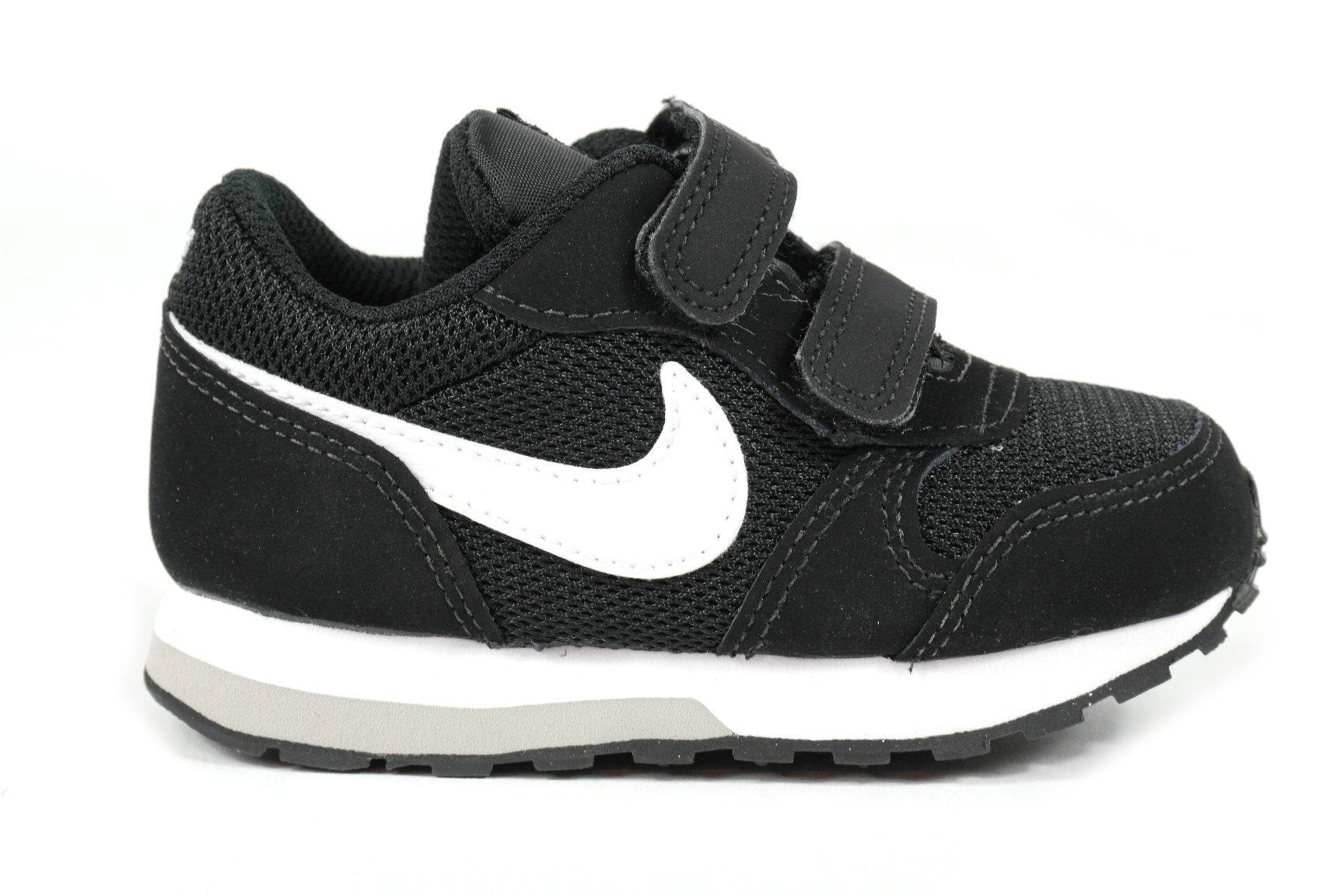 Nike MD Runner 2 baby schoenen zwart