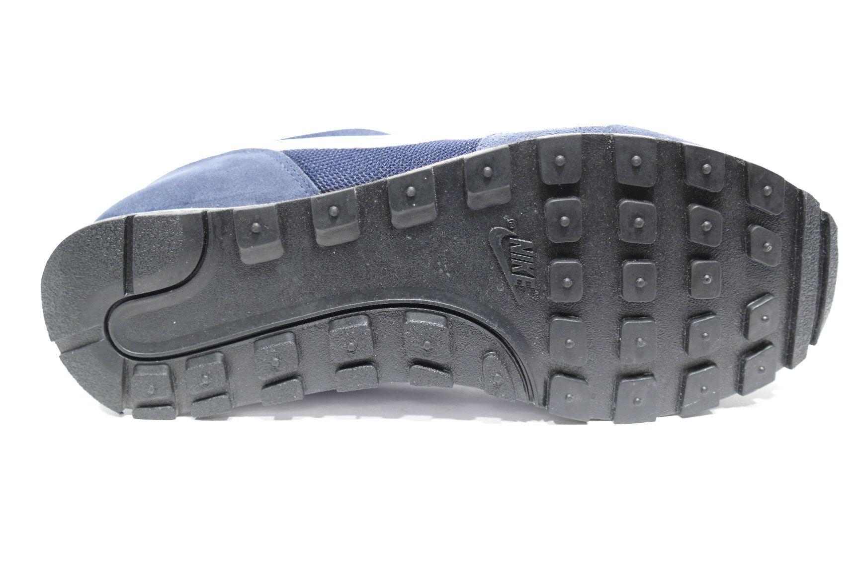 5ab71e6af0f Nike MD Runner 2 heren sneakers marine van sneakers