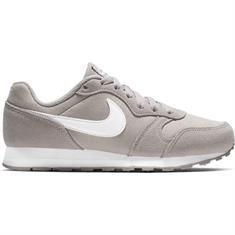 Nike MD Runner 2 meisjes schoenen licht grijs