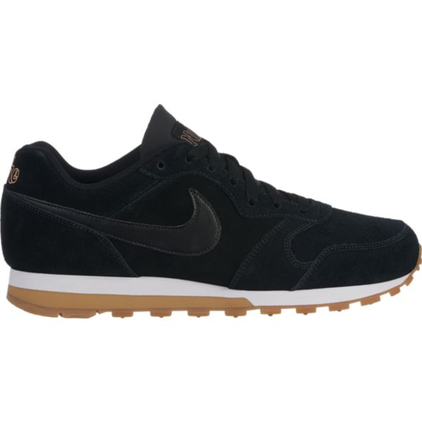 1a6f16d7ffa Nike Md runner 2 se dames sneakers zwart van sneakers