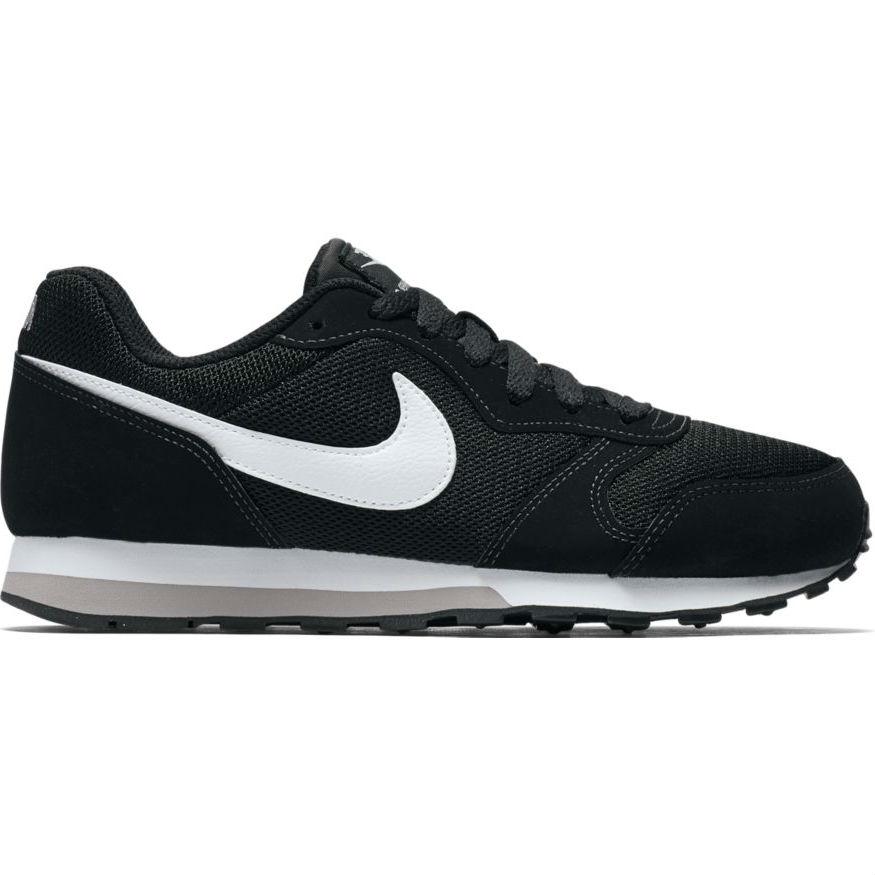 Nike MD Runner Junior schoenen ZWART ...
