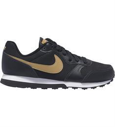 Nike MD Runner meisjes schoenen zwart