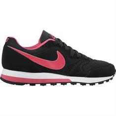 Nike MD Runner meisjes sneakers zwart