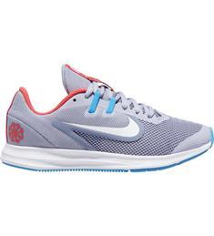 Nike meisjes hardloopschoenen midden grijs