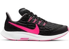 Nike meisjes hardloopschoenen zwart dessin