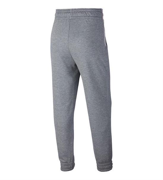 Nike meisjes sportbroek midden grijs