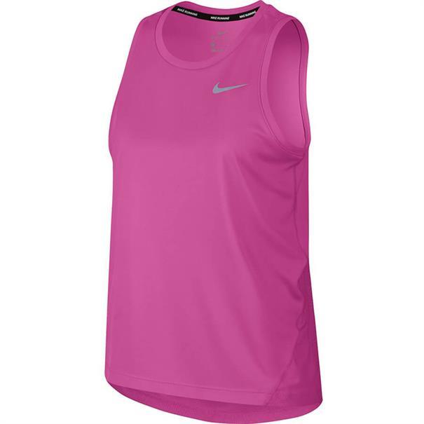 Nike Miller Tank dames singlet fuchsia