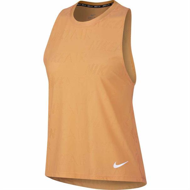 Nike Miller Tank dames singlet oranje