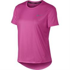 Nike Miller Top dames sportshirt fuchsia