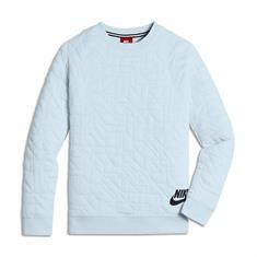 Nike Modern Crew meisjes sweater mint