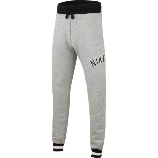 113695e52ba Nike Nike Air Pant jongens sportbroek midden grijs van trainingsbroeken