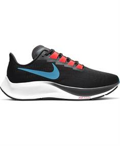Nike NIKE AIR ZOOM PEGASUS 37 MENS heren hardloopschoenen zwart