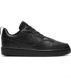Nike Nike Court Borough Low junior schoenen zwart
