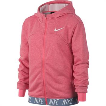 Nike Nike Dry Sweat Meisjes sweater rose