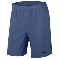 Nike NIKE PRO FLEX VENT MAX MENS SHORT heren sportshort blauw
