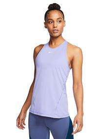 Nike NIKE PRO WOMEN'S MESH TANK.LIGHT T dames singlet lila