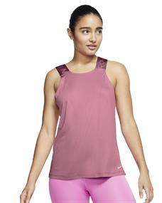 Nike NIKE PRO WOMENS TANK dames singlet roze