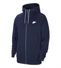 Nike NIKE SPORTSWEAR MEN'S FULL-ZIP.MID heren sportsweater marine