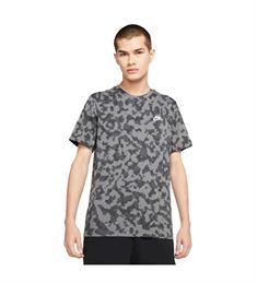 Nike NIKE SPORTSWEAR MENS CLUB T-SHIRT heren sportshirt midden grijs