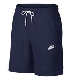 Nike NIKE SPORTSWEAR MENS FLEECE SHORT heren sportshort marine