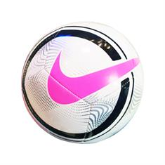 Nike NK PHANTOM - FA20.WHITE/BLACK/PINK bal wit