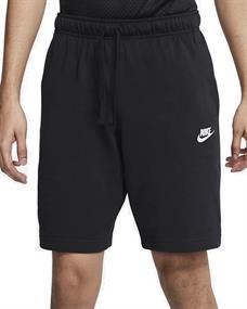 Nike NOS NIKE CLUB SHORT MEN'S JER.BLAC heren sportshort zwart