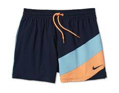 Nike Optic Camo Mesh Shrt heren beach short oranje