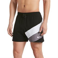 Nike Optic Camo Mesh Shrt heren beach short zwart
