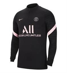 Nike Paris Saint Germain Strike Away sr. voetbalsweater zwart