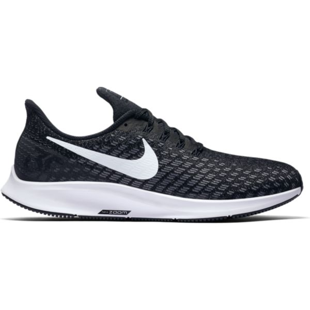 Nike Pegasus 35 Zoom heren hardloopschoenen zwart