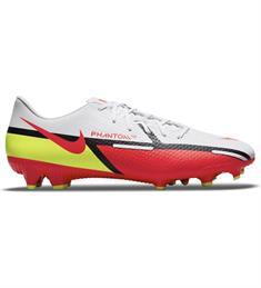 Nike Phantom GT2 Academy FG/MG voetbalschoenen wit