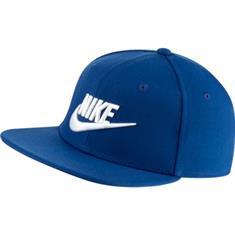 Nike Pro Cap Futura sportcap blauw