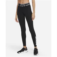Nike Pro Dri-Fit dames hardloopbroek lang zwart