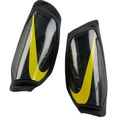Nike PRTGA Flex Guard scheenbeschermers antraciet