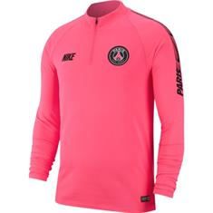Nike PSG Dry Drill Top sr. voetbalsweater pink