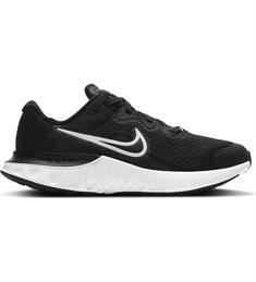 Nike Renew Run 2 junior schoenen zwart