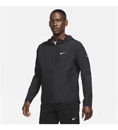 Nike Repel Miler heren hardloopjack zwart