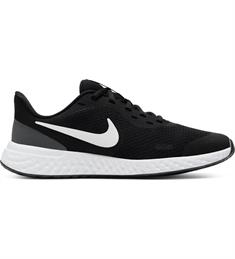 Nike Revolution 5 junior schoenen zwart