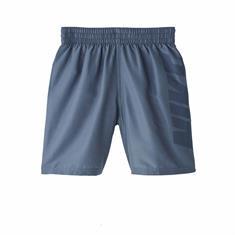 Nike Rift Lap Shorts jongens beachshort antraciet