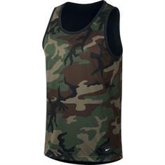 Nike sb Dry Tank Mesh Reversible heren shirt zwart