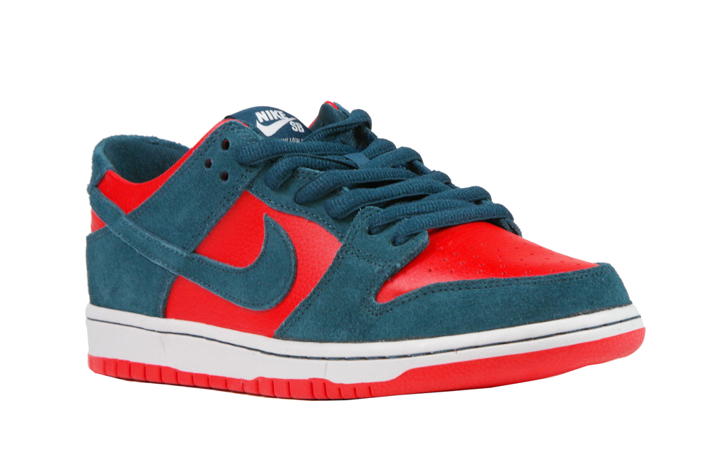 free shipping 0b2bf 9497d ... Nike SB Dunk Low Pro Heren sneakers ROOD ...
