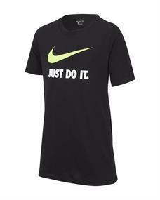 Nike Sportswear Big Kids jongens shirt zwart